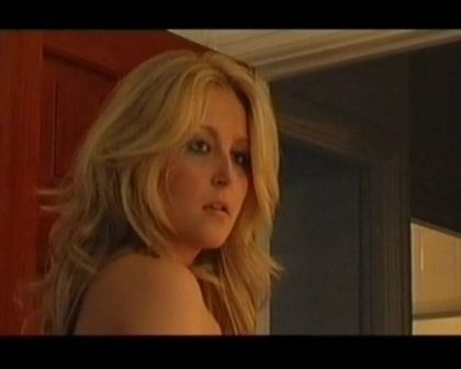 Janine plays a Welsh party girl