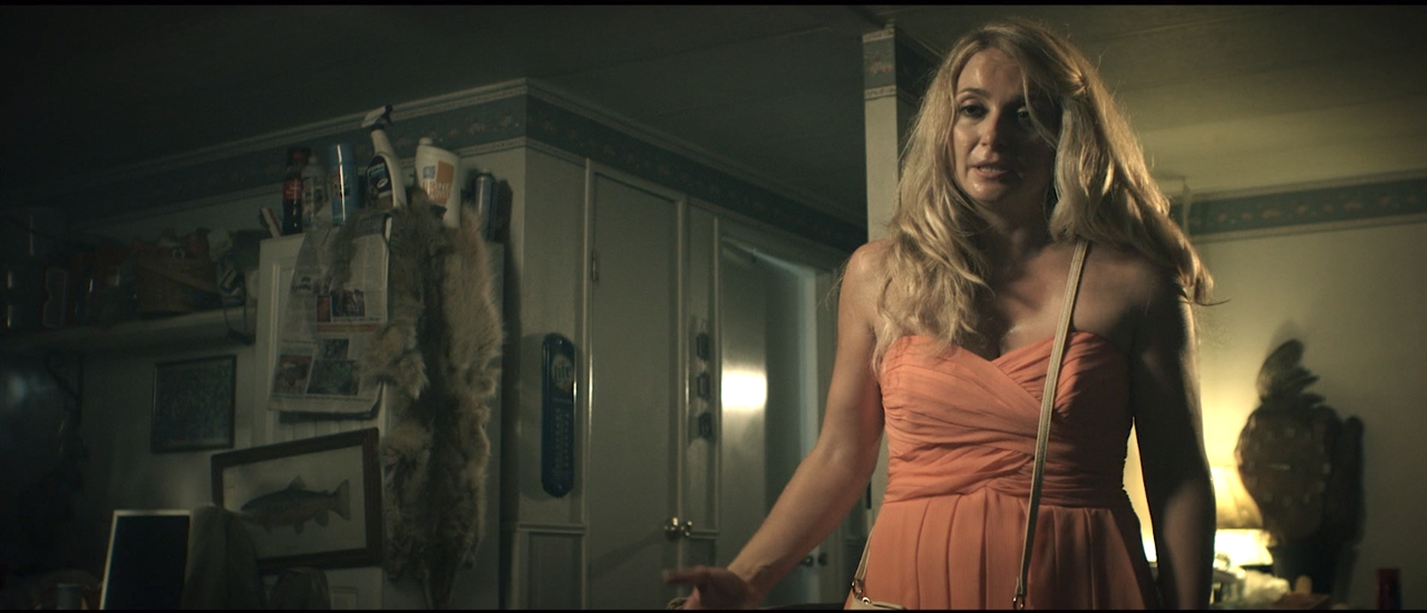 Janine plays female lead, Tiffany Forbes in horror film F***, Marry, Kill
