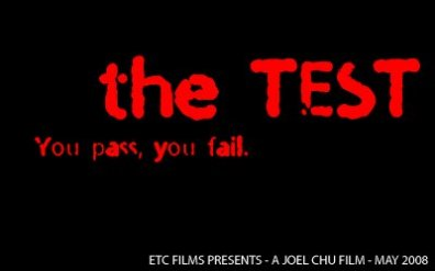 The Test – Film (COMPLETED)